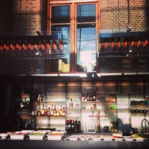 Conservatorium hotel - brasserie breakfast