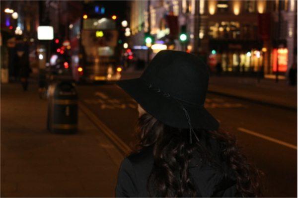 London night walk