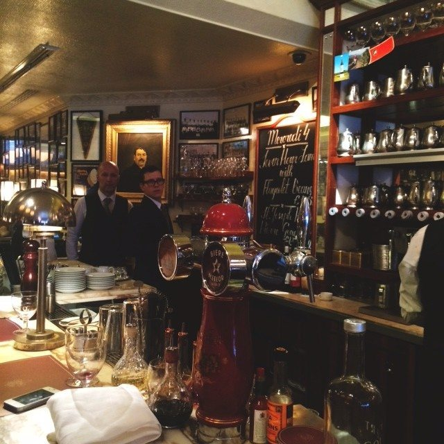 colbert brasserie london