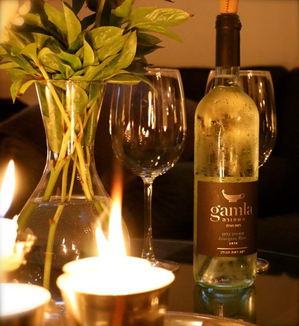 golan heights white wine