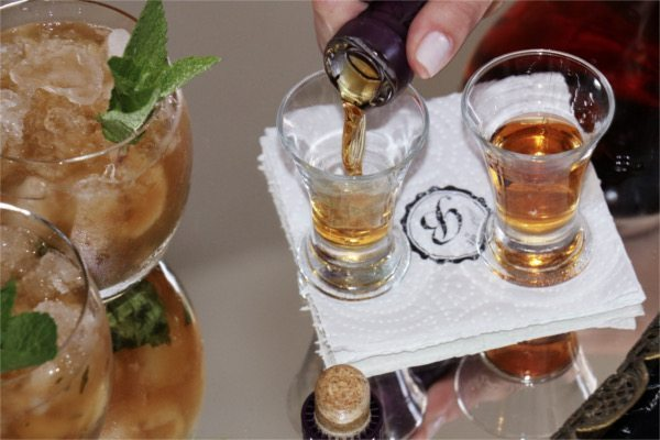 courvoisier cocktail