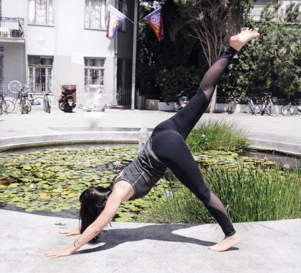ripple yoga cover