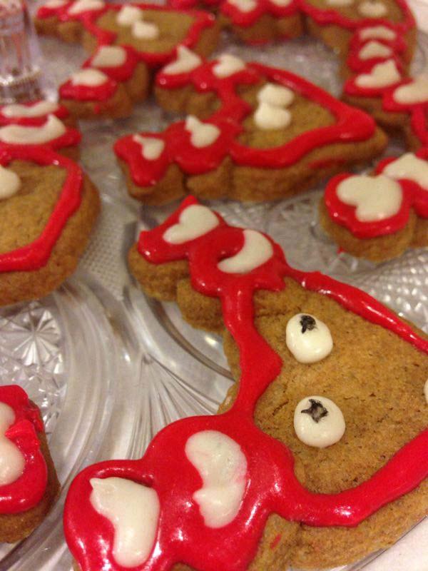 עוגיות סוכר איילי-הצפון