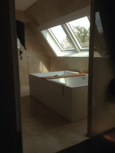 "Conservatorium hotel - ""bath with a view"" :-)"
