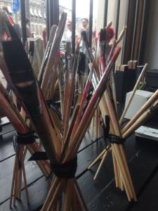 Brushes - Amsterdam