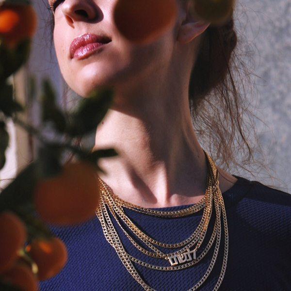 di ve da necklace cover