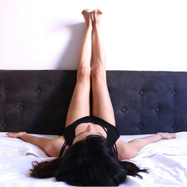 bedtime yoga cover
