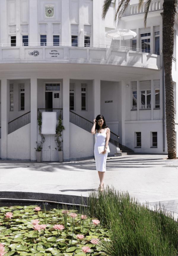 hot white dress 2