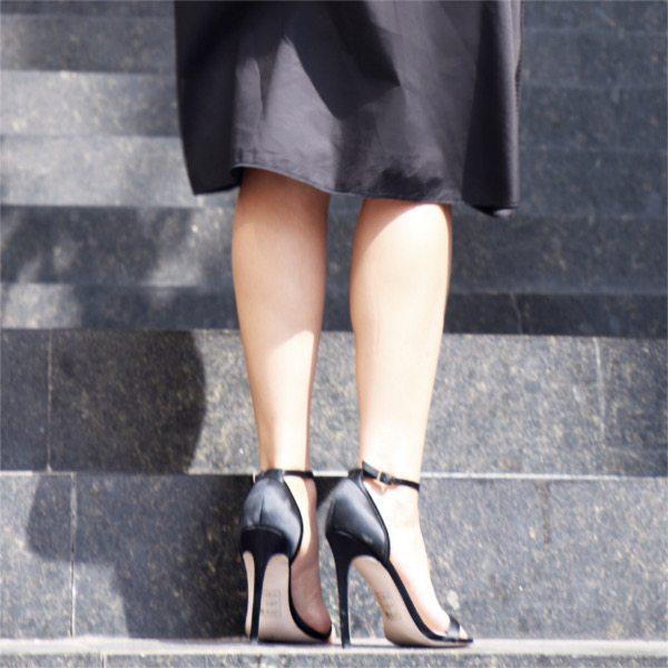 urban black dress 2